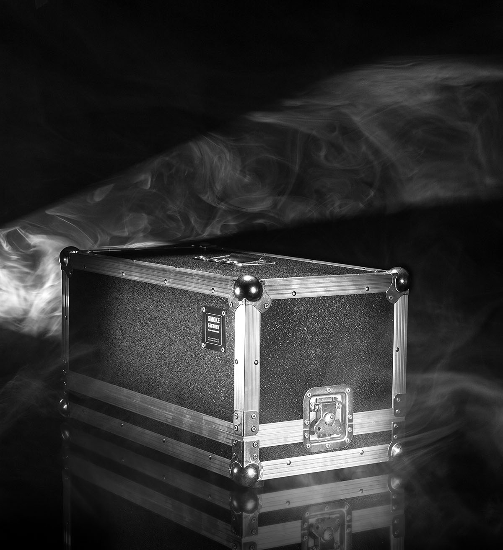 Smoke Factory Captain D Case